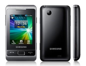 new Samsung Champ 2 (C3330)