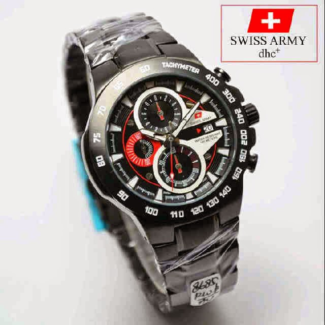 Swiss Army SA 8685 FB Original full black