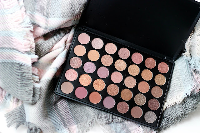 morphe 35t taupe palette morphe brushes haul morphe brushes eyeshadow palette