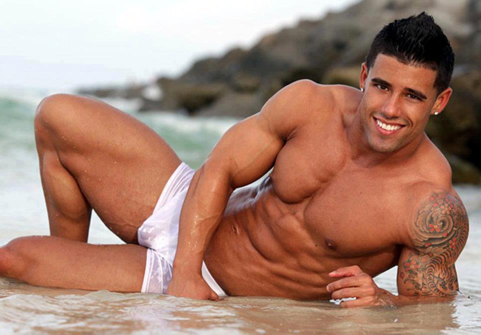 Muscle Beach Hunks