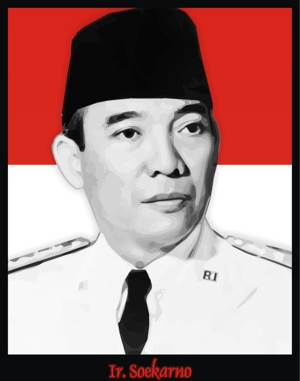... - The First President of Republic Indonesia - Biography People