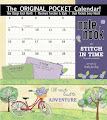 "2017 ""A Stitch in Time"" Calendar"