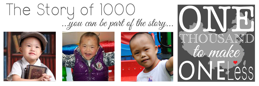 The Story of 1000