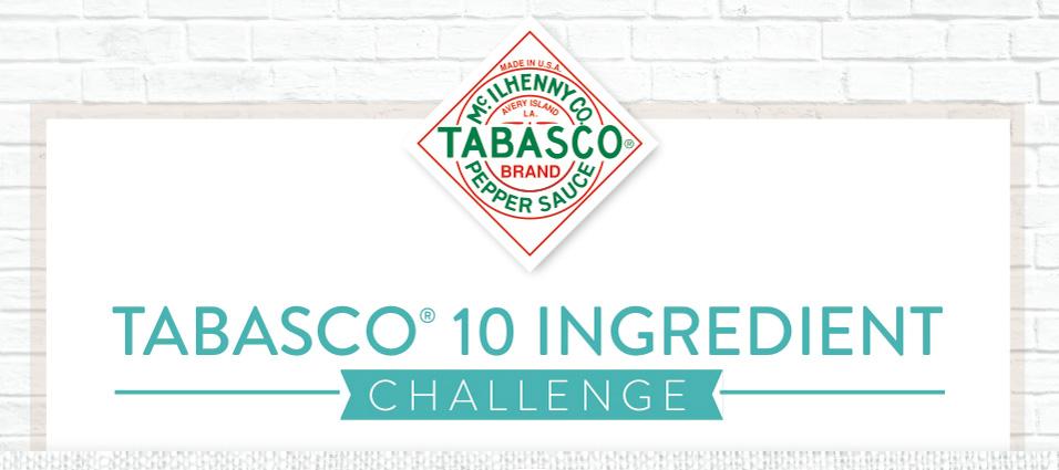 2014 Tabasco 10 Ingredient Challenge