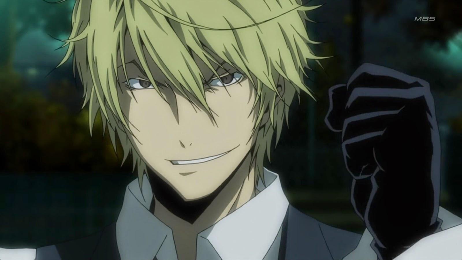 O TOP 10 Karakter Anime Cowok Ter HOT