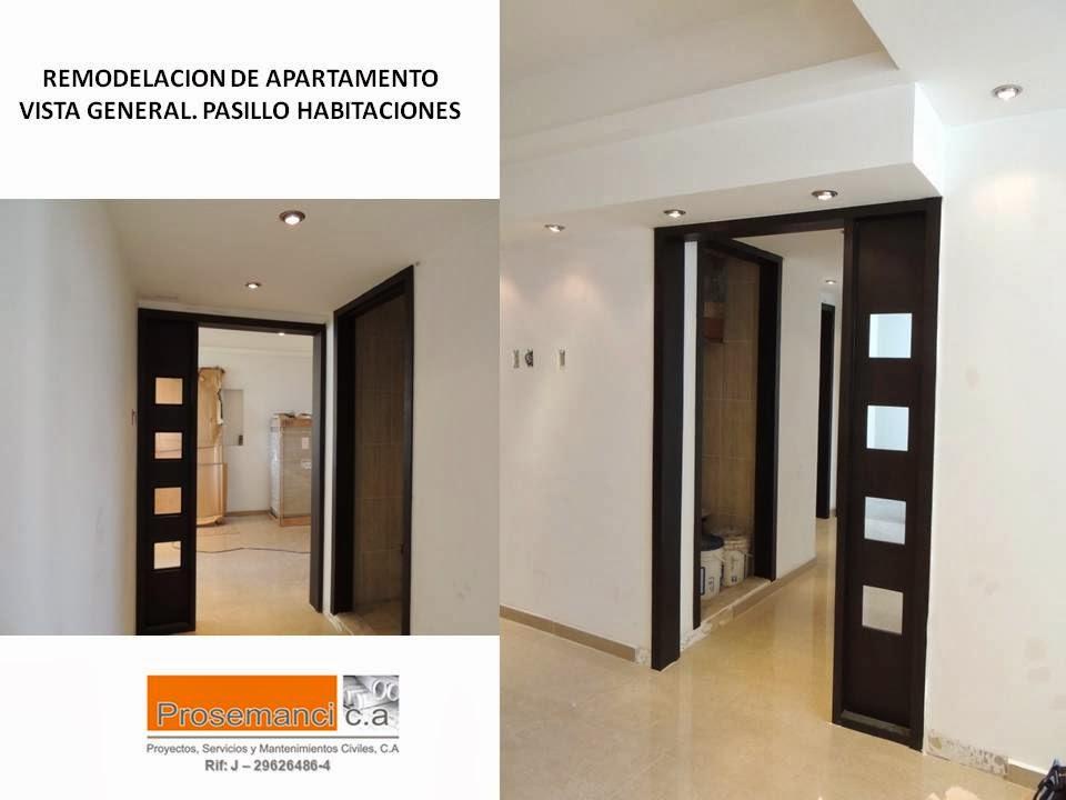 Remodelacion de Apartamento Unifamiliar