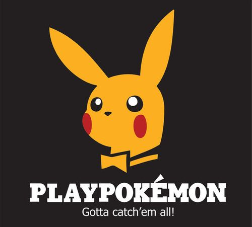 20 Logo Plesetan dari Perusahaan-Perusahaan Terkenal di Dunia: Playboy - PlayPokémon