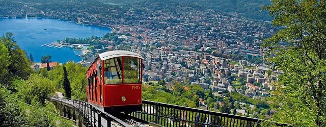 Quali sono le funicolari in Svizzera