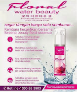 FLORAL WATER BEAUTY