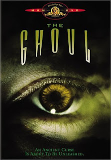 The Ghoul DVD cover and Amazon link