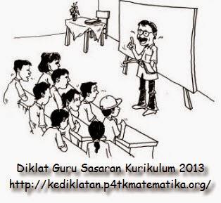 Panggilan Guru Sasaran Kurikulum 2013 Jateng