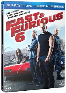 Fast & Furious 6 720p Mkv Audio Inglés Sub Español 1.3GB