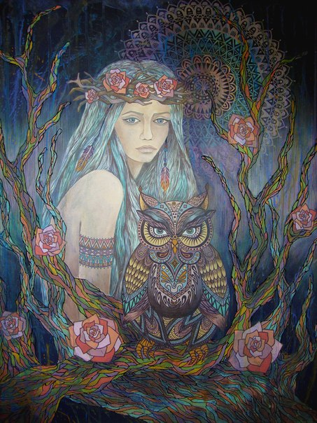 Алиса Грейс, Мистическая мудрость