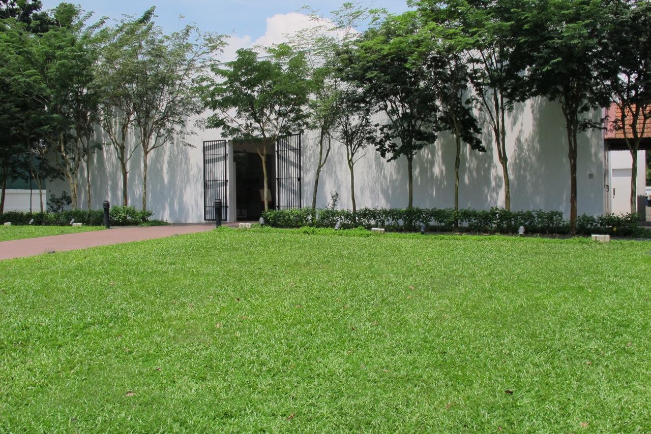 Blog版シンガポール写真百科事典: チャンギ刑務所礼拝堂&博物館