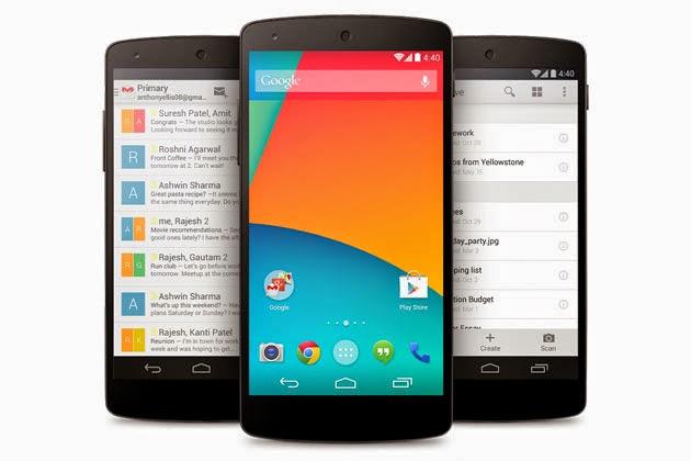 Harga Hp 4G LTE LG Nexus 5