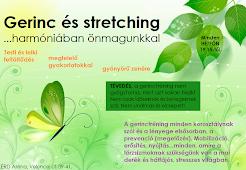 GERINC ÉS STRETCHING