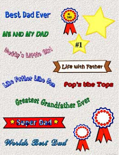 Father's Day sayings 2013