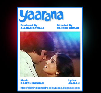 Yaarana songs