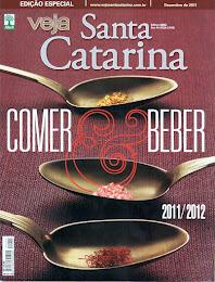 Blog Garfadas no júri da Veja Comer & Beber 11/12