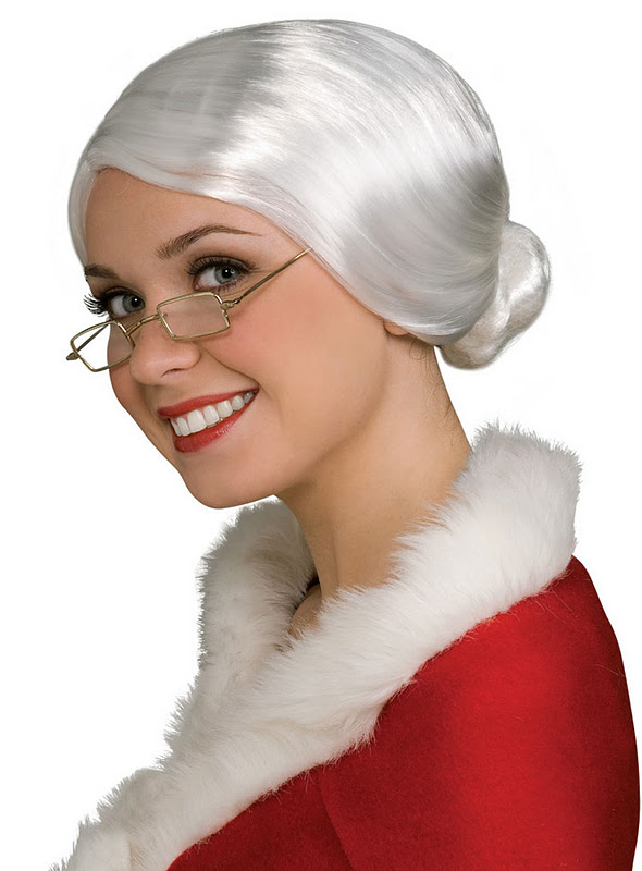 Dress up Like a Movie Character to Dress up Like Mrs Claus