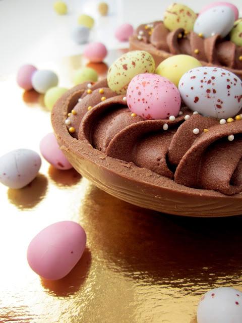 Kookos-Suklaamousse – Coconut Chocolate Mousse