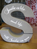 """Smile and life will..."""