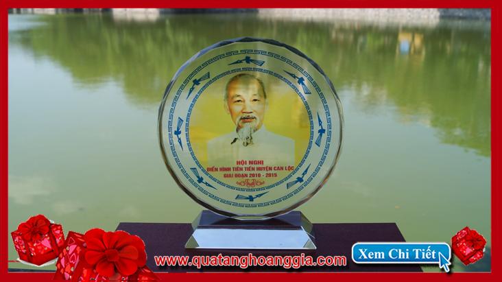Mẫu quà tặng hội nghị điển hình tiên tiên giai đoan 2015-2020 của huyện can lộc