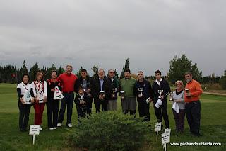 Guanyadors 3a.Prova Circuit ACPP 2011 al P&P Lleida
