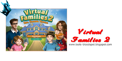 Virtual Families 2 - Our Dream House PC Free Download