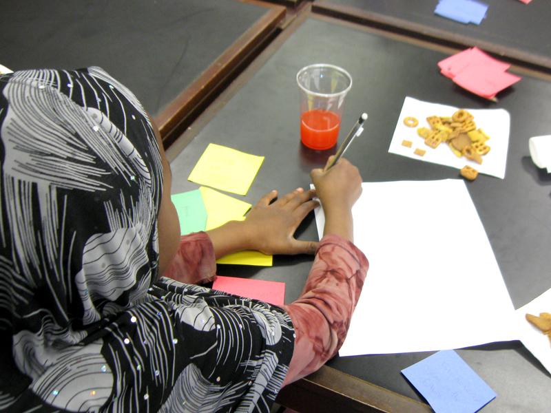 tutoring at grant street neighborhood center essay