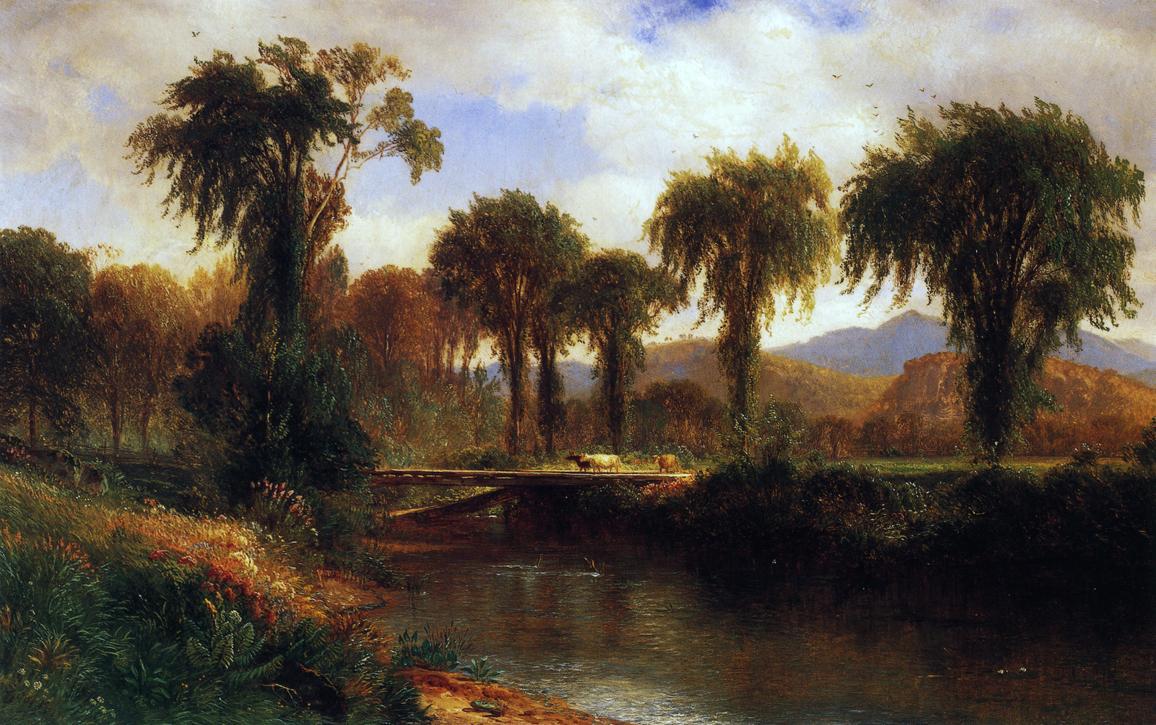 19th Century American Paintings Hudson River School