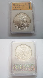 Morgan Silver Dollar 1881-O MS-65 (Krause 2007 CV=$1,675) 2,85JT