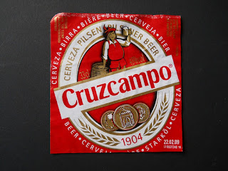 spanish beer cruzcampo