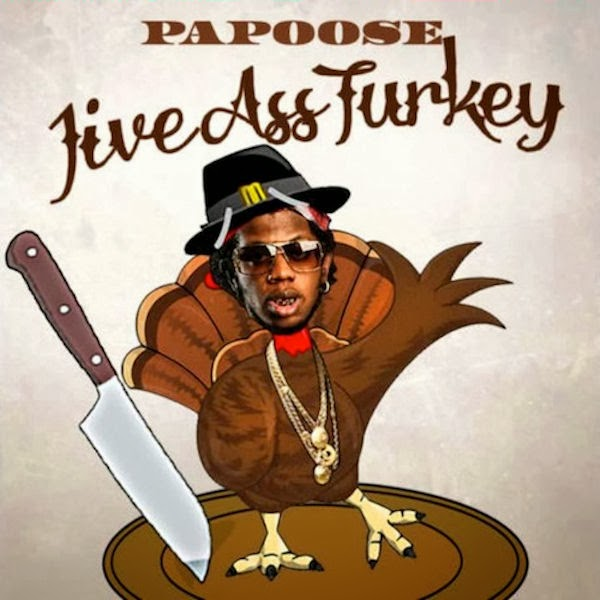 Papoose - Jive Ass Turkey (Trinidad James Diss)
