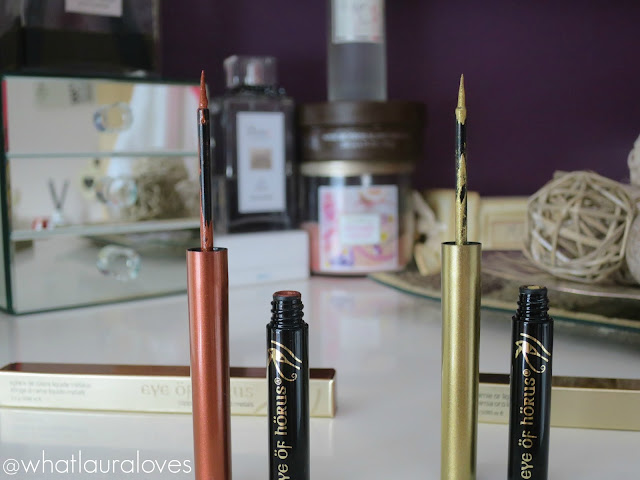 Eye of Horus Liquid Metal Liner Review