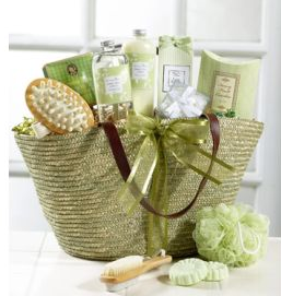 How to Make the Perfect Spa Themed Gift Basket
