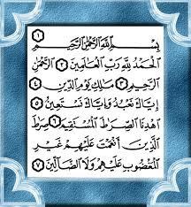 Surah Al Fatihah Arab Latin Rincian