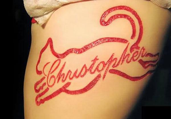 scarification8 ΣΟΚΑΡΙΣΤΙΚΕΣ ΦΩΤΟΓΡΑΦΙΕΣ: Το τατουάζ του τρόμου λέγεται «scarification»