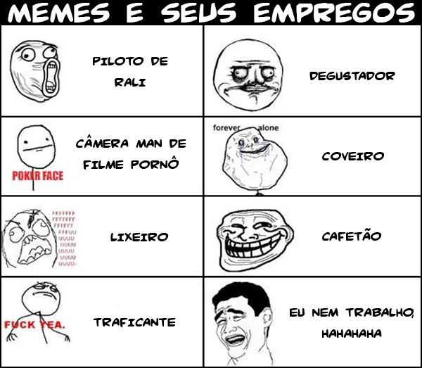 Memes para facebook pra quem curte facebook ae vai uns quadrinhos