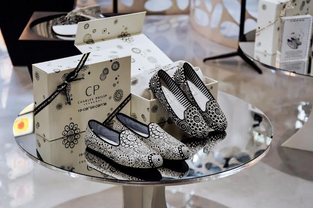 Charles Philip Shangai slippers