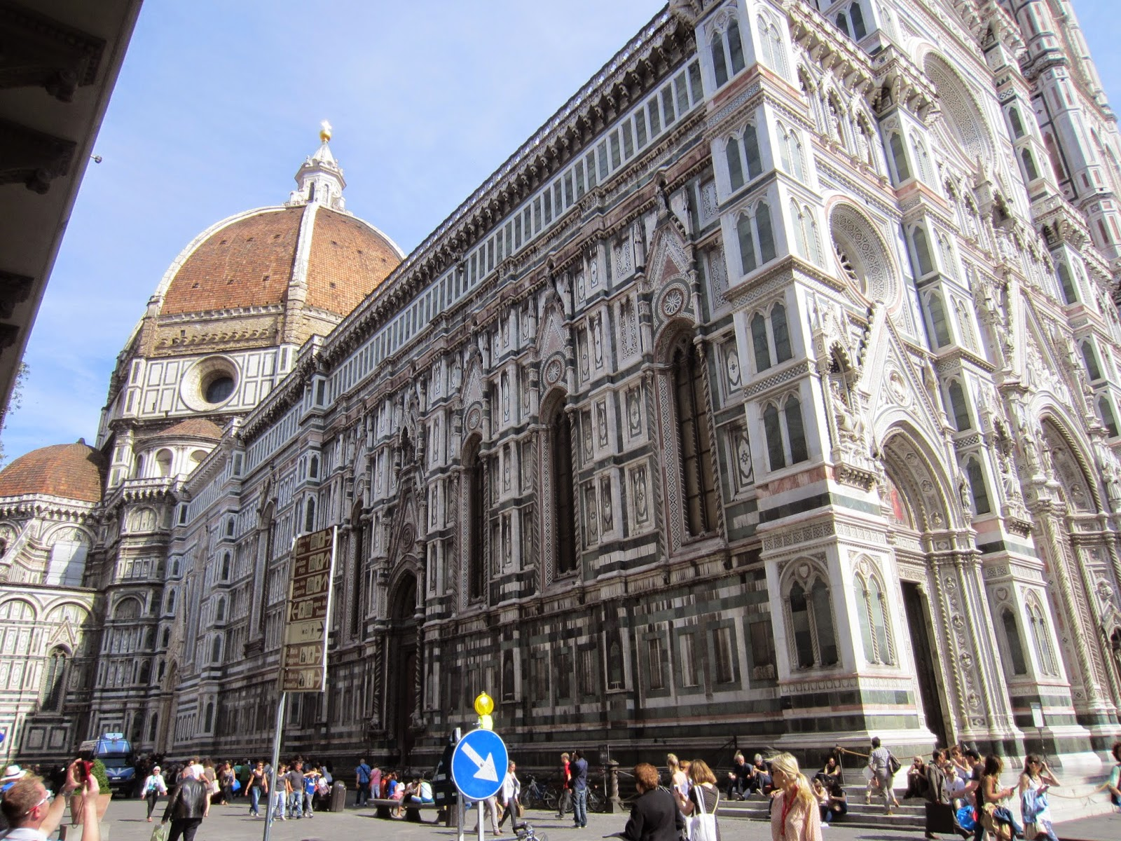 Life in the great midwest florence italy il duomo for Domon florence