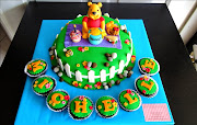 Michelle's Pooh Cake