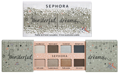 Wonderful dreams – 8-tone Eyeshadow Palette sephora