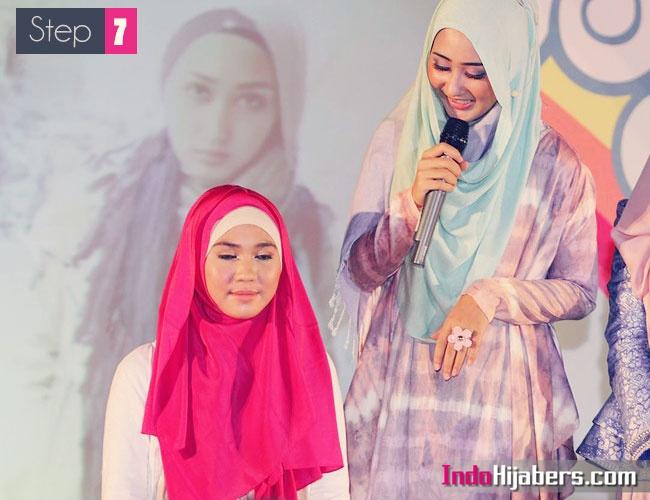 ... ala dian cara memakai jilbab pashmina ala dian pelangi praktis cara