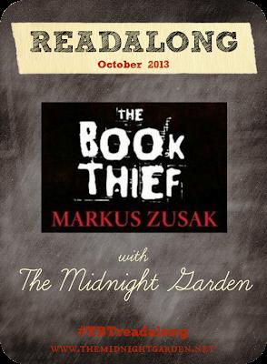 The Book Thief: October Readalong