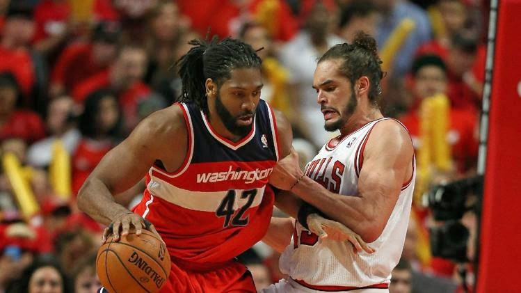 Nene, Washington Wizard, Chicago Bulls, NBA, NBA post season