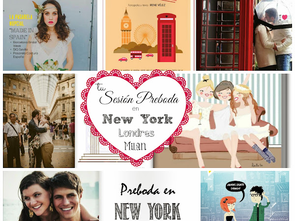 Tu Sesión Preboda en New York, Londres, Milán ...