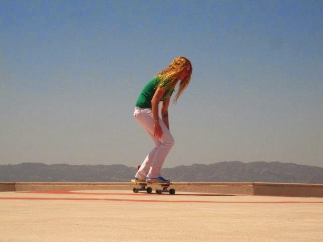 Katherine Tattersfield Skates