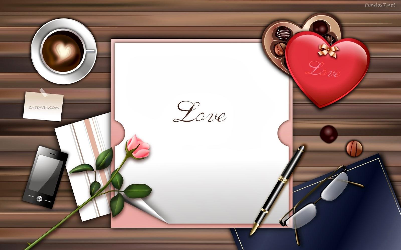 Tarjetas animadas gratis de amor. Frases y mensajes  - Tarjetas De Amor Para Editar