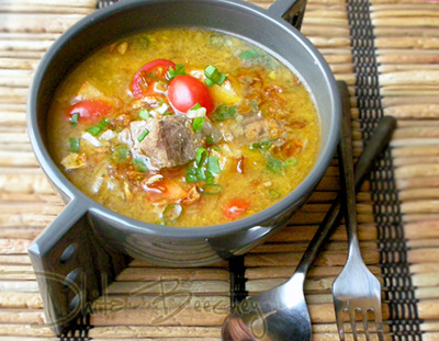 Alexsander Lihai Makanan Khas Indonesia
